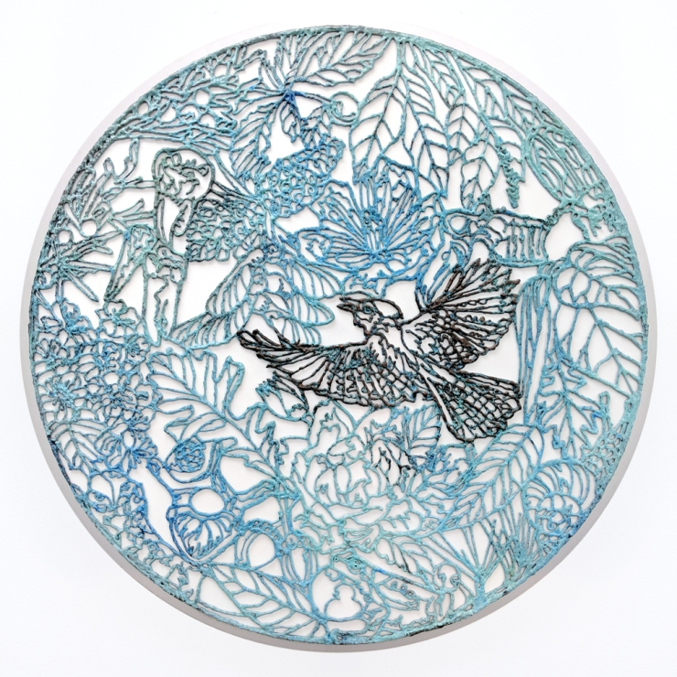 Targe No 1_For The Bird m_Rachelle Gardner-Roe